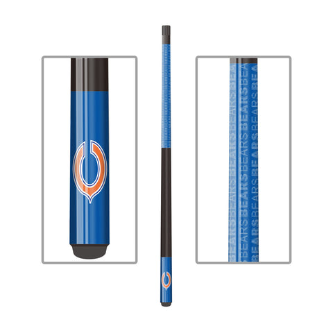 Chicago Bears Billiard Cue Stick
