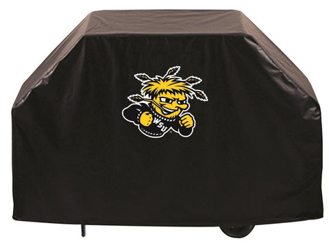 "Wichita State Shocker 72"" Grill Cover"