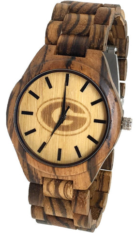 Georgia Bulldogs Watch by FuzionWood