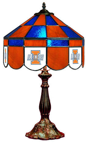 "Illinois Fighting Illini 21"" Table Lamp"