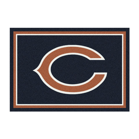 Chicago Bears 6X8 Spirit Rug