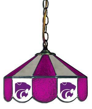 "Kansas State Wildcats 14"" Swag Hanging Lamp"