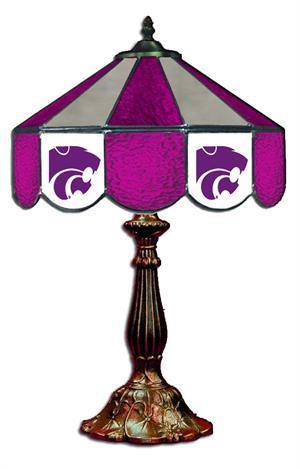 Kansas State Wildcats Table Lamp 21 in High