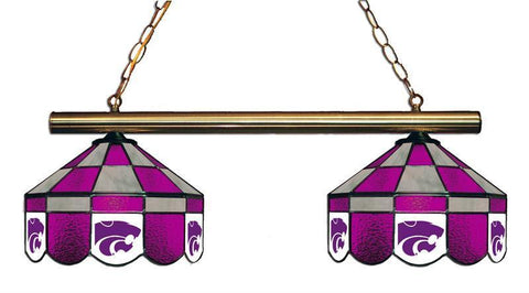 Kansas State Wildcats 2 Shade Hanging Team Light
