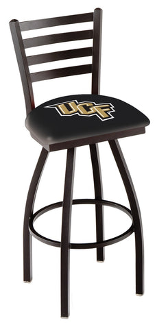 Central Florida Knights Ladder Back Bar Stool 30""