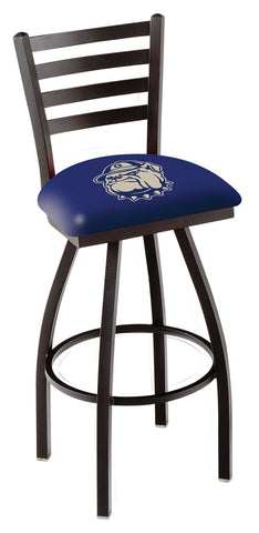 Georgetown Hoyas Ladder Back Bar Stool 30""