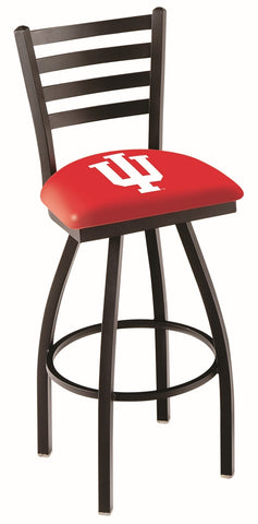 Indiana Hoosiers Ladder Back Bar Stool 25""