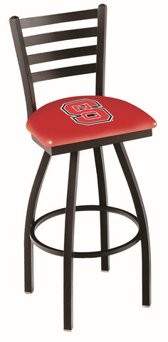 NC State Wolfpack Ladder Back Bar Stool 30""