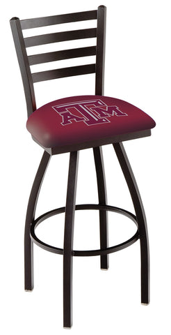 Texas A&M Aggies Ladder Back Bar Stool 25""