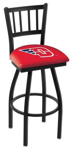 Dayton Flyers Jail Back Bar Stool 30""