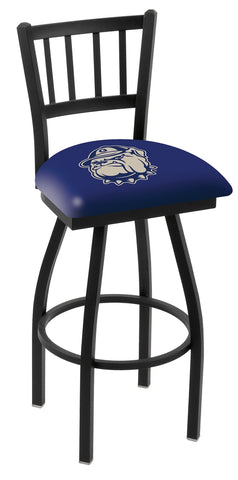 Georgetown Hoyas Jail Back Bar Stool 30""