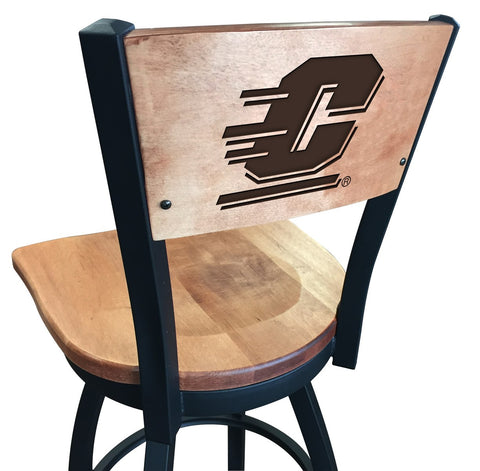 "Central Michigan Chippewas 25"" Counter Stool"