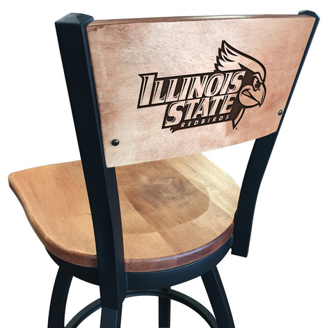"Illinois State Redbirds 25"" Counter Stool"