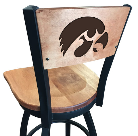 "Iowa Hawkeyes 25"" Counter Stool"