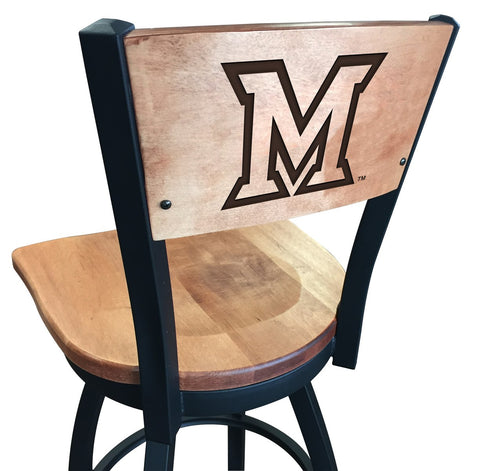 "Miami Ohio Redhawks 25"" Counter Stool"