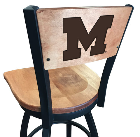 "Michigan Wolverines 25"" Counter Stool"
