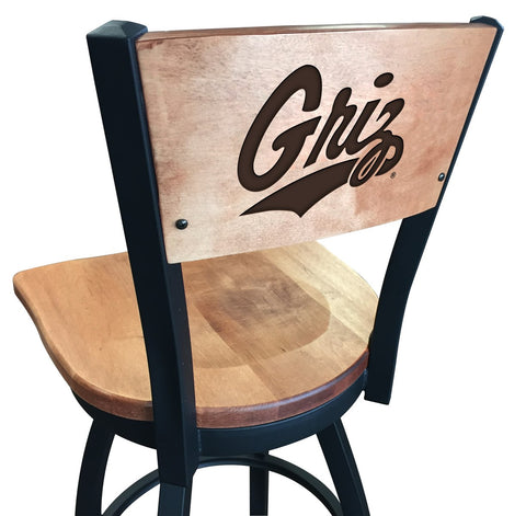 "Montana Grizzlies 25"" Counter Stool"