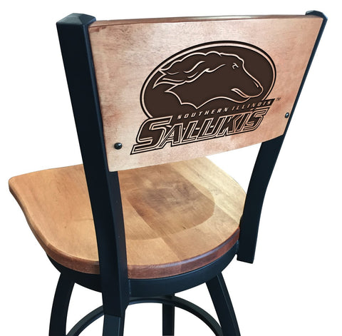 "Southern Illinois Salukis 25"" Counter Stool"