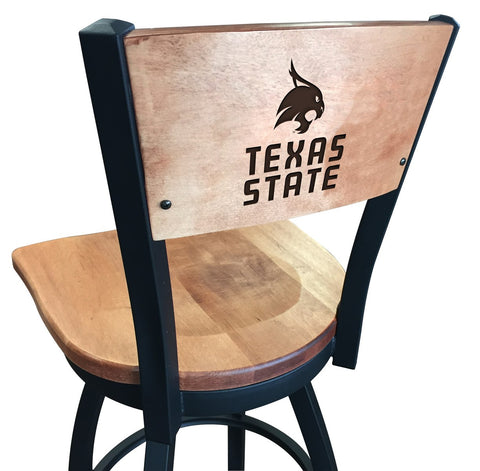 "Texas State Bobcats 25"" Counter Stool"