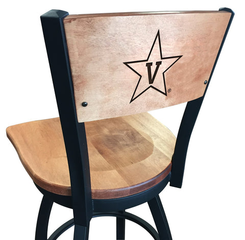 "Vanderbilt Commodores 25"" Counter Stool"