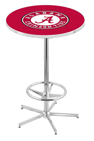 "Alabama Crimson Tide ""A"" Pub Table Foot Ring 42"" High"