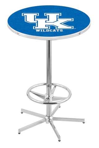 "Kentucky Wildcats UK Pub Table Foot Ring 42"" High"