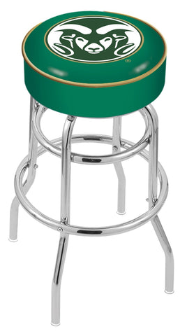 Colorado State Rams Retro Bar Stool 25""