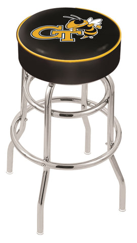 Georgia Tech Yellow Jackets Retro Bar Stool 25""