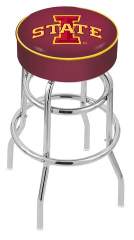Iowa State Cyclones Retro Bar Stool 30""