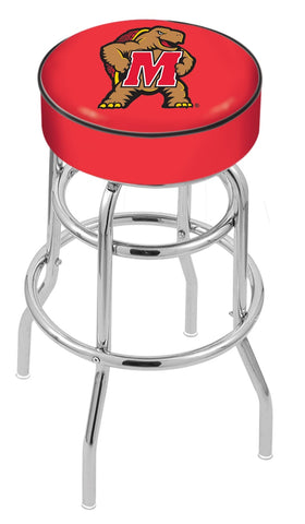 Maryland Terrapins Retro Bar Stool 30""