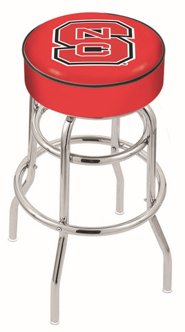 NC State Wolfpack Retro Bar Stool 30""