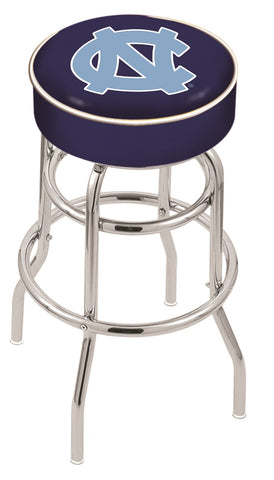 North Carolina Tar Heels Retro Bar Stool 30""