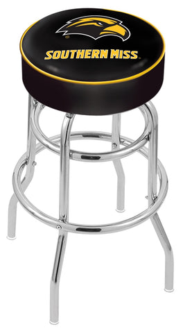 Southern Mississippi Eagles Retro Bar Stool 30""