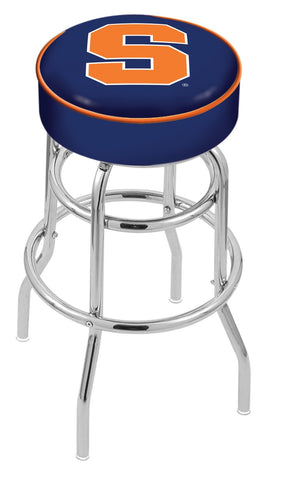 Syracuse Orange Retro Bar Stool 30""