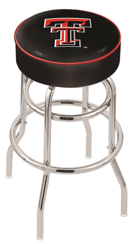 Texas Tech Red Raiders Retro Bar Stool 25""