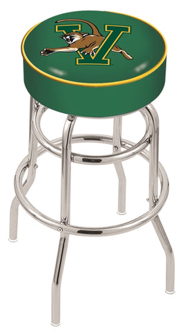 Vermont Catamounts Retro Bar Stool 25""