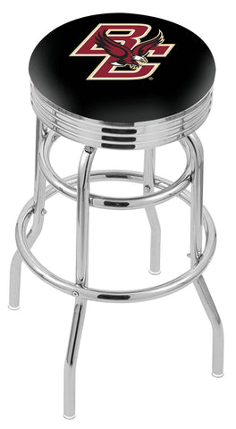 Boston College Eagles Retro II Bar Stool 30""