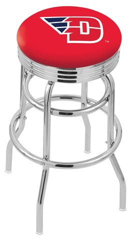 Dayton Flyers Retro II Bar Stool 25""