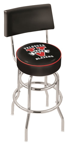 Valdosta State Blazers Retro Bar Stool with Back 30""