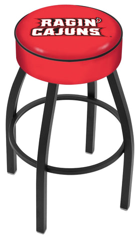 Louisiana Lafayette Ragin Cajuns Contempo Bar Stool 25""