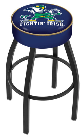 Notre Dame (Leprechaun) Contempo Bar Stool 30""