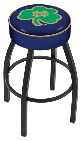 Notre Dame  (Shamrock) Contempo Bar Stool 30""