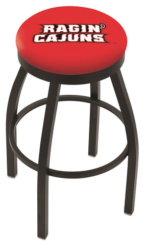 Louisiana Lafayette Ragin Cajuns Contempo II Bar Stool 25""