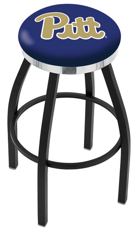 Pittsburgh Panthers Contempo III Bar Stool 30""