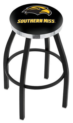 Southern Mississippi Eagles Contempo III Bar Stool 25""