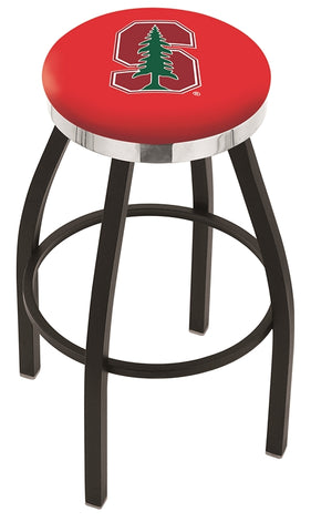 Stanford Cardinal Contempo III Bar Stool 30""