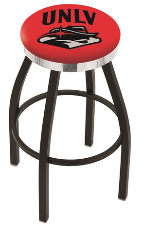 UNLV Rebels Contempo III Bar Stool 30""