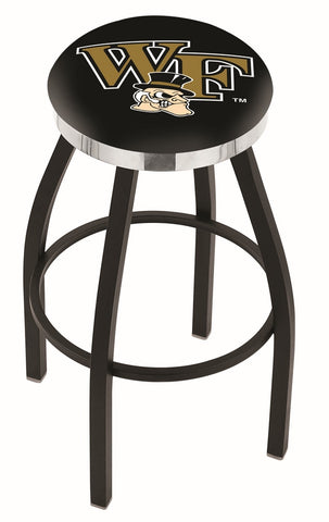 Wake Forest Demon Deacons Contempo III Bar Stool 25""
