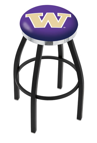Washington Huskies Contempo III Bar Stool 25""