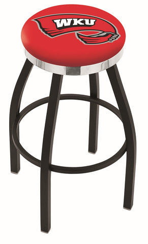 Western Kentucky Hilltoppers Contempo III Bar Stool 25""